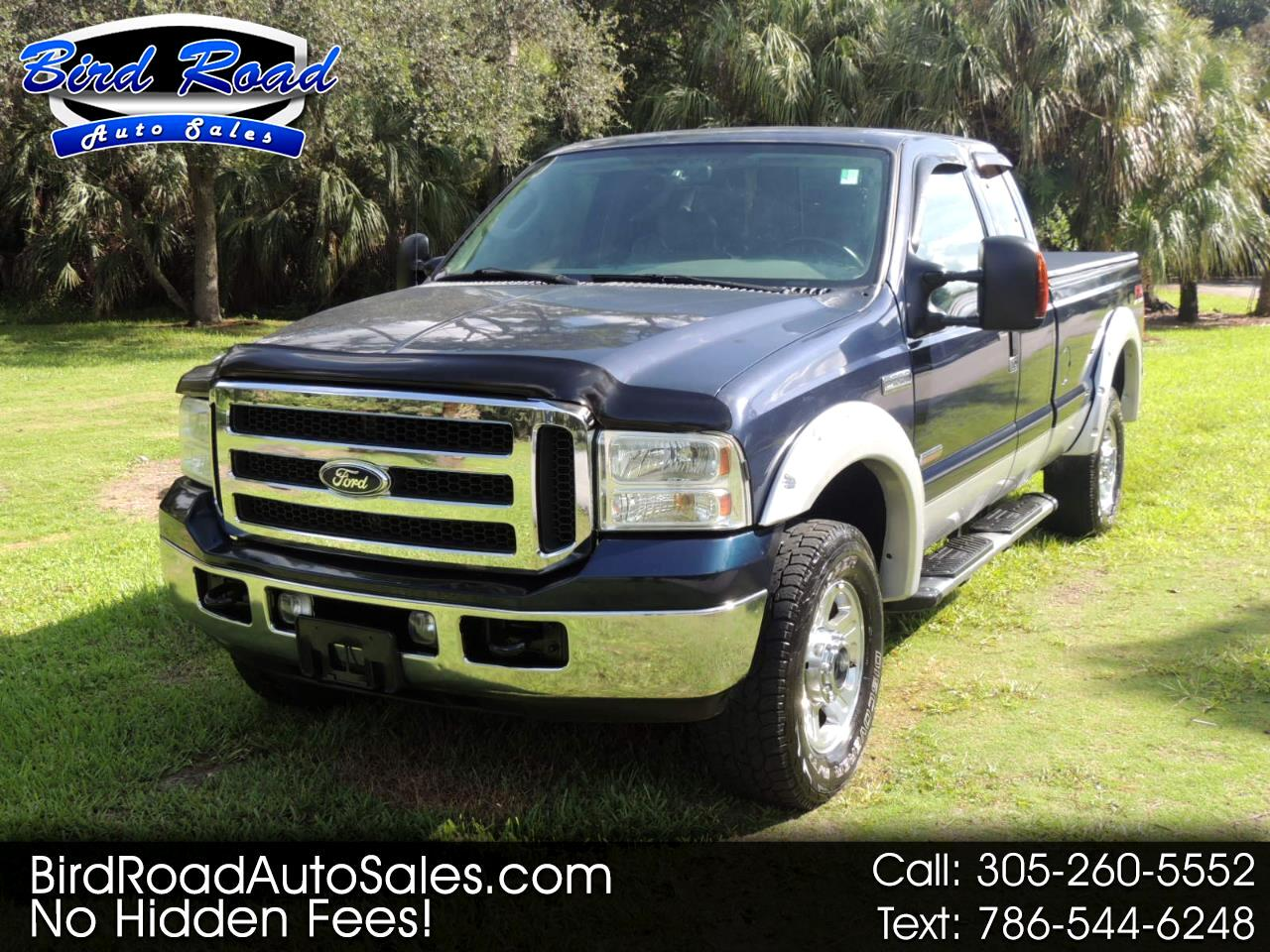 Ford F-350 SD Lariat SuperCab 4WD 2006