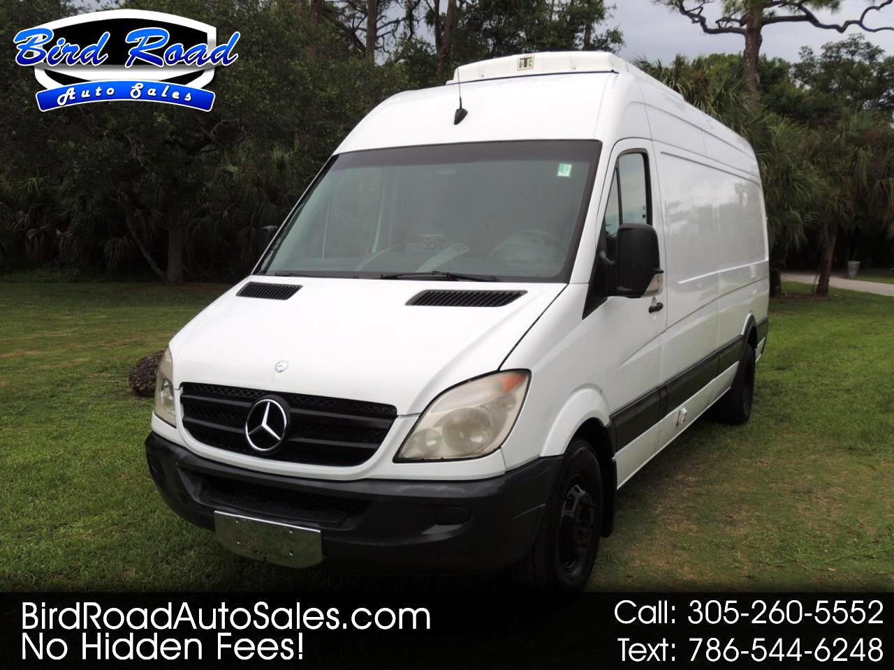 "2012 Mercedes-Benz Sprinter Cargo Vans 3500 170"""