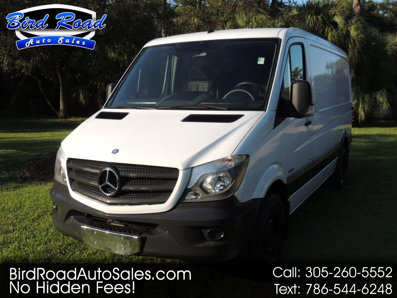 "Mercedes-Benz Sprinter Cargo Vans 2500 144"" 2014"