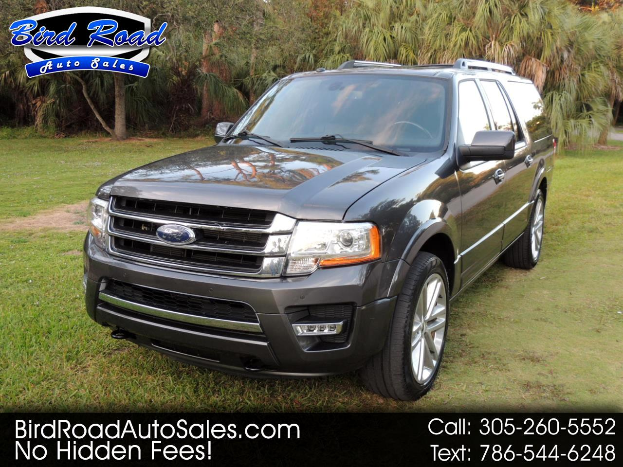 Ford Expedition EL Limited 4x4 2017