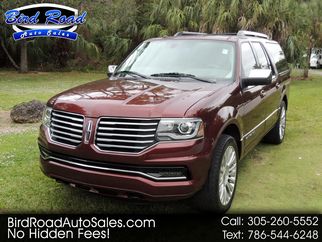 Lincoln Navigator L 2WD 4dr Select 2016