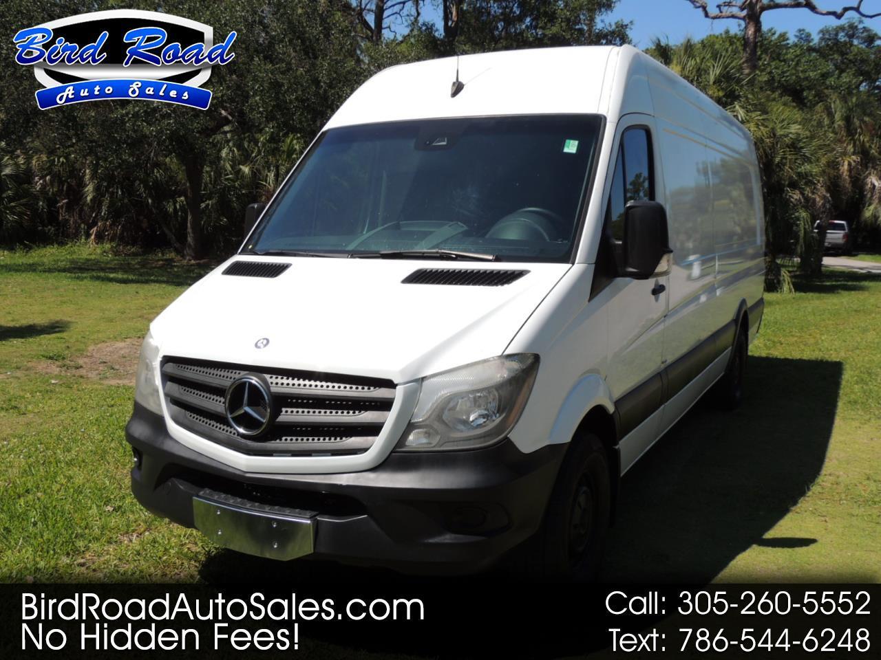 "Mercedes-Benz Sprinter Cargo Vans 2500 170"" EXT 2014"