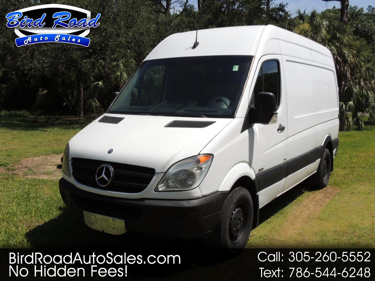 "Mercedes-Benz Sprinter Cargo Vans 2500 144"" 2010"