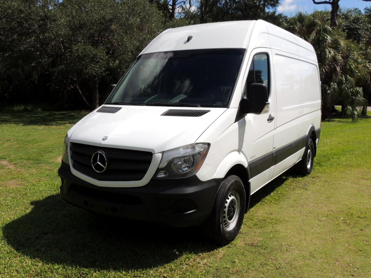 "Mercedes-Benz Sprinter Cargo Vans 2500 144"" 2014"