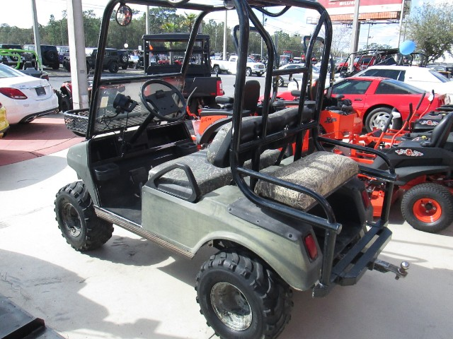 2006 Club Car Hunting