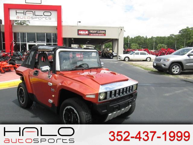 2013 HUMMER H3 ELECTRIC LSV