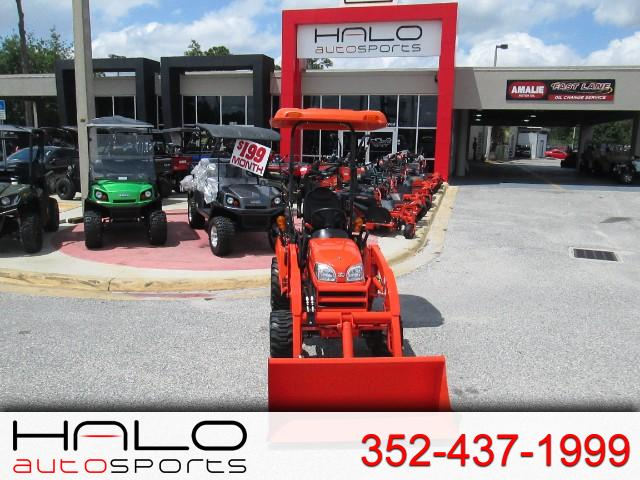 2015 Kubota Farm LA 243 WITH FRONT LOADER AND GRAPPLE