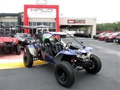 2012 Renli RL1500 2 Seat Buggy