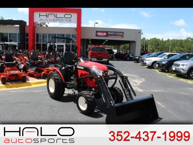 2015 Yanmar Tractor 324 WITH FRONT END LOADER