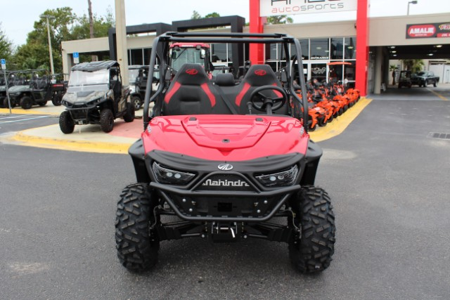 2018 Mahindra Retriever 1000