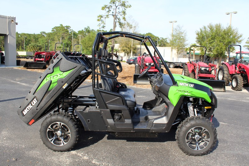 2017 Arctic Cat HDX 500 XT