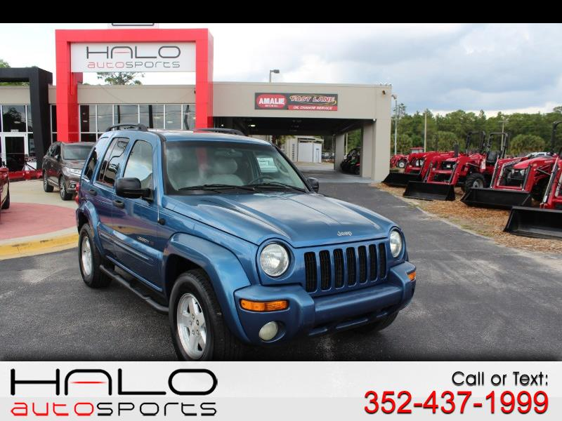 2003 Jeep Liberty 4dr Limited