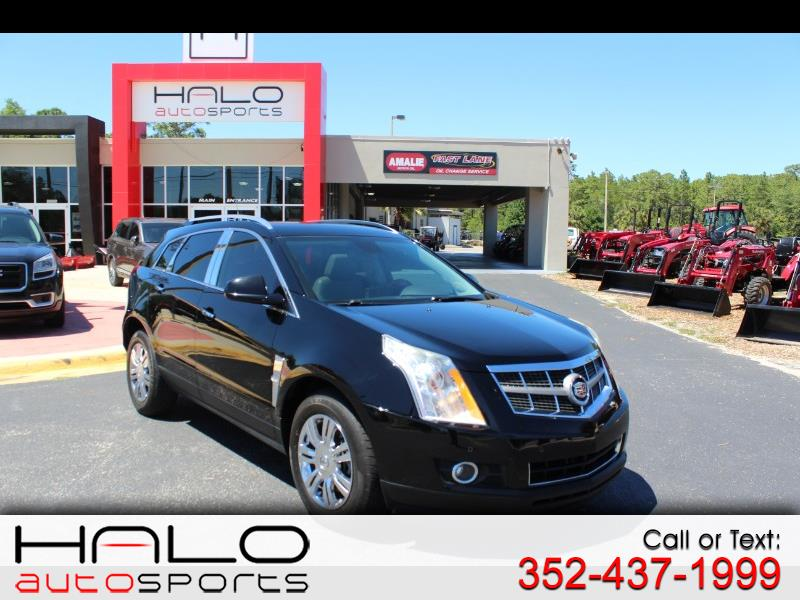 2010 Cadillac SRX AWD 4dr Turbo Performance Collection