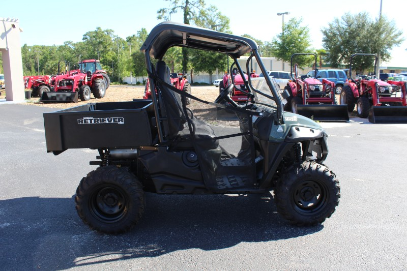 2019 Mahindra Retriever 750 Base