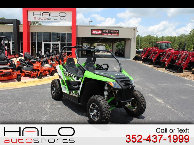 2015 Arctic Cat Wildcat Trail XT EPS