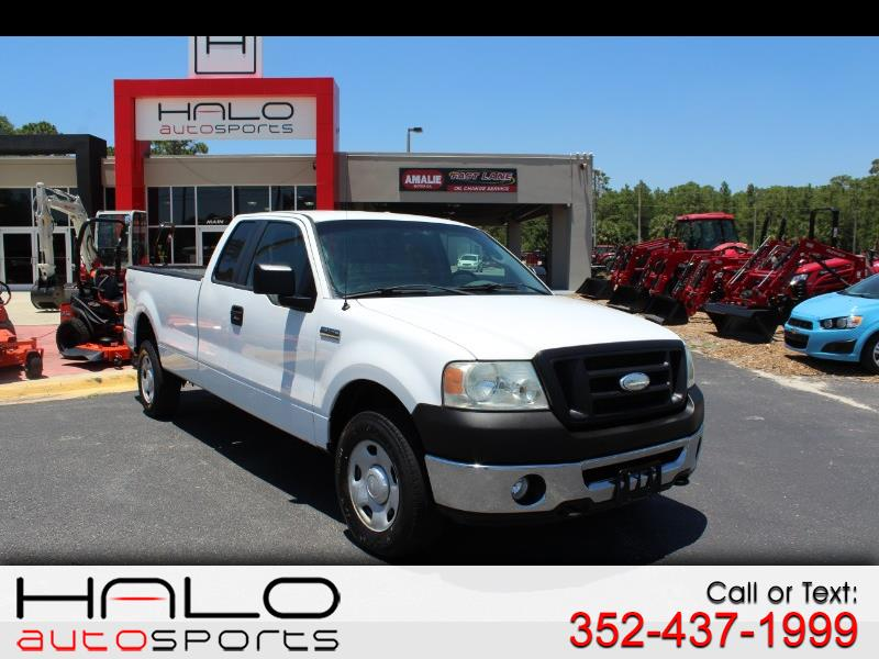 2008 Ford F-150 4WD SuperCab 163