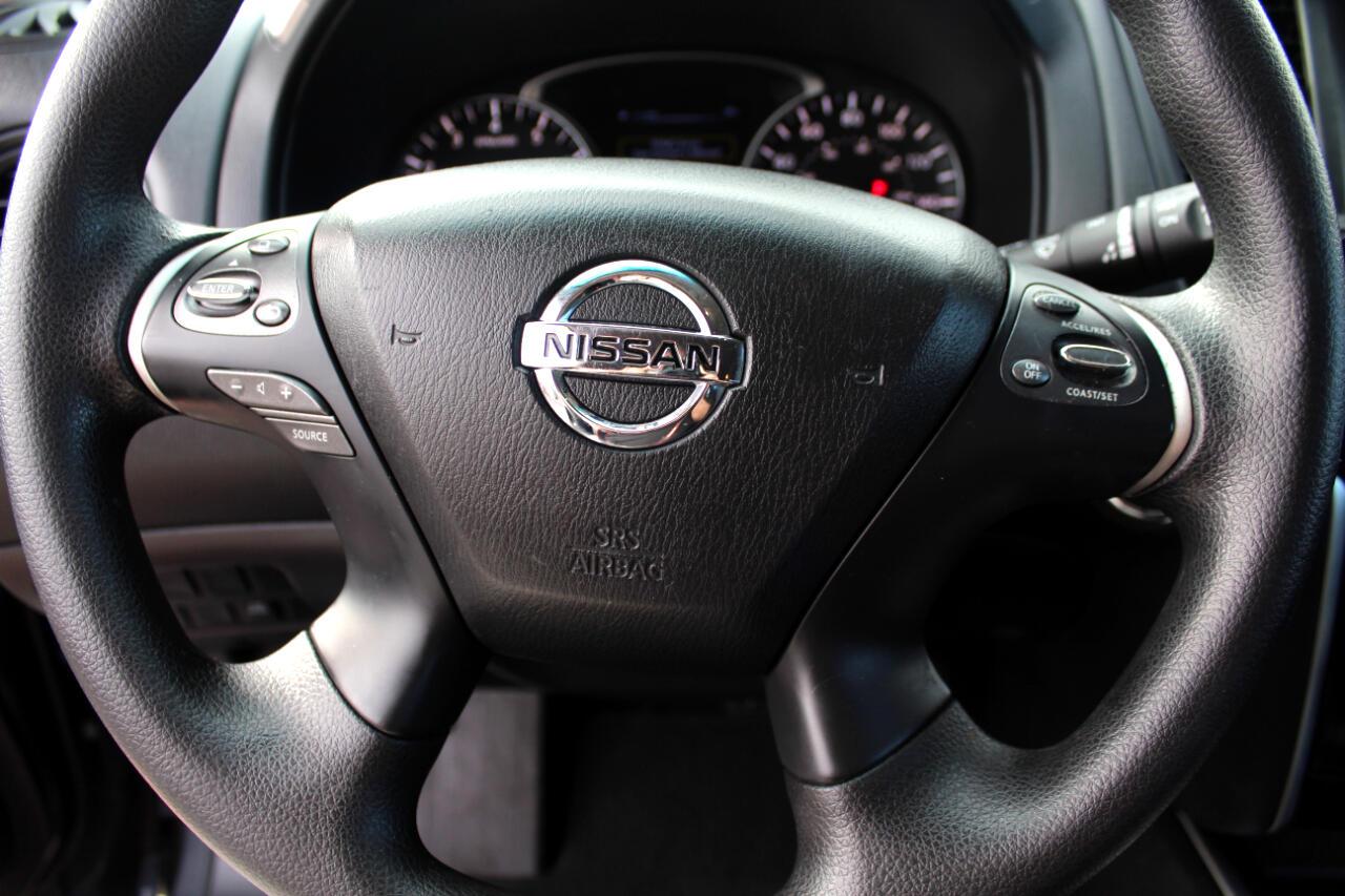 2014 Nissan Pathfinder 2WD 4dr SL