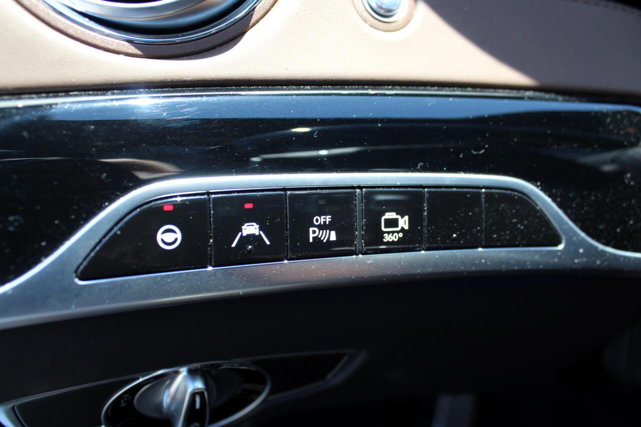 2016 Mercedes-Benz S-Class 4dr Sdn S 550 4MATIC