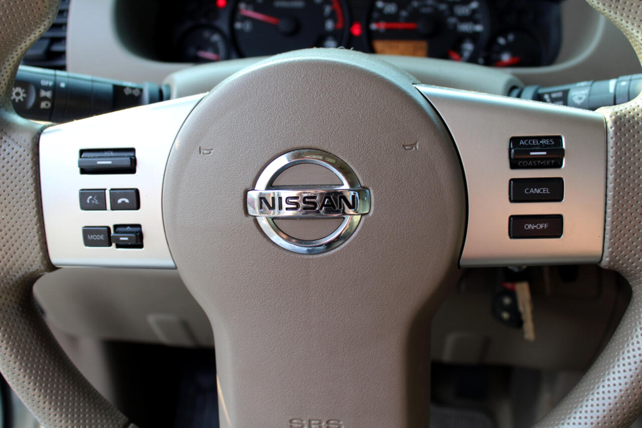2013 Nissan Frontier 2WD King Cab I4 Auto SV