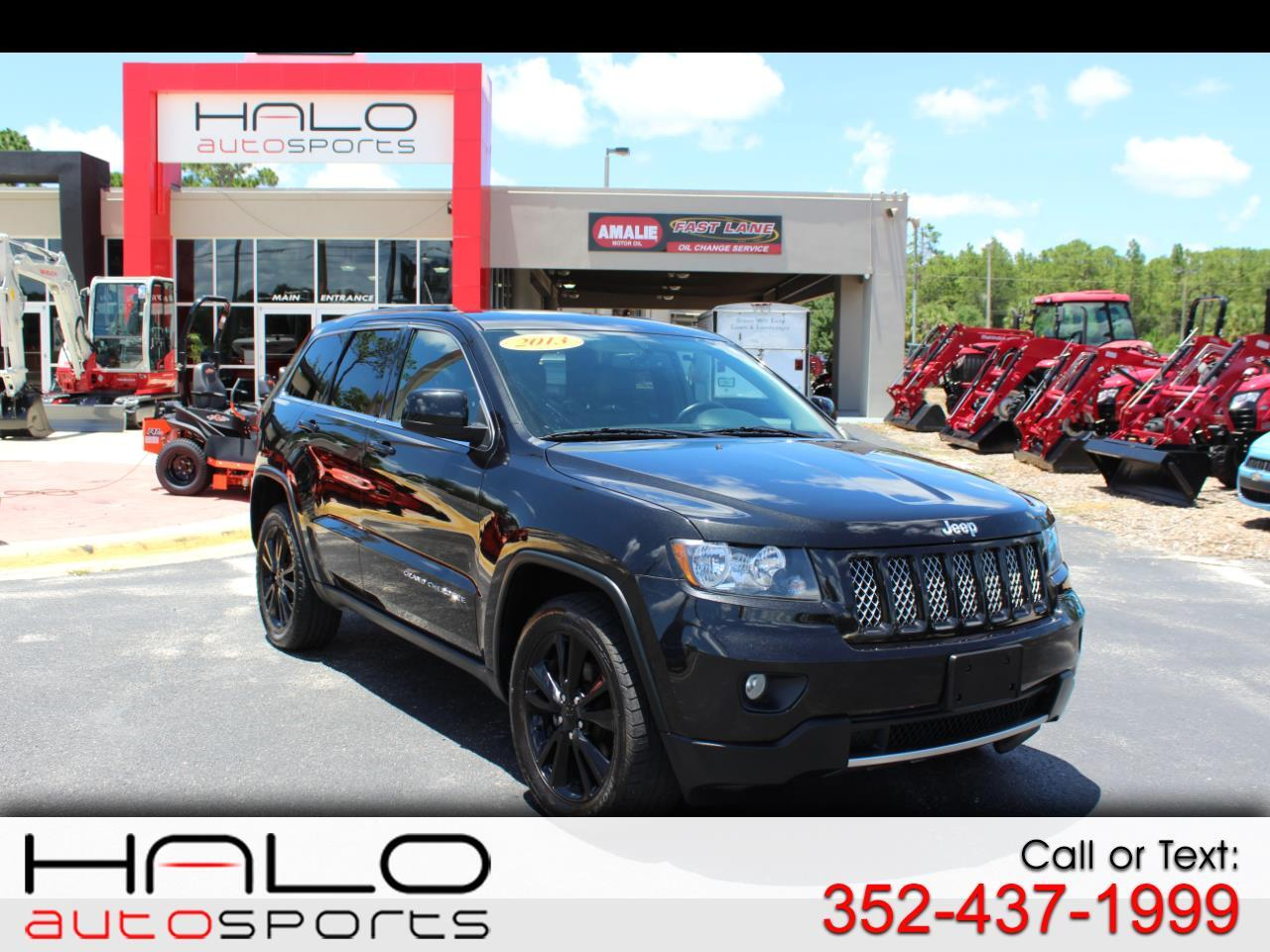 2013 Jeep Grand Cherokee 4WD 4dr Laredo Altitude *Ltd Avail*