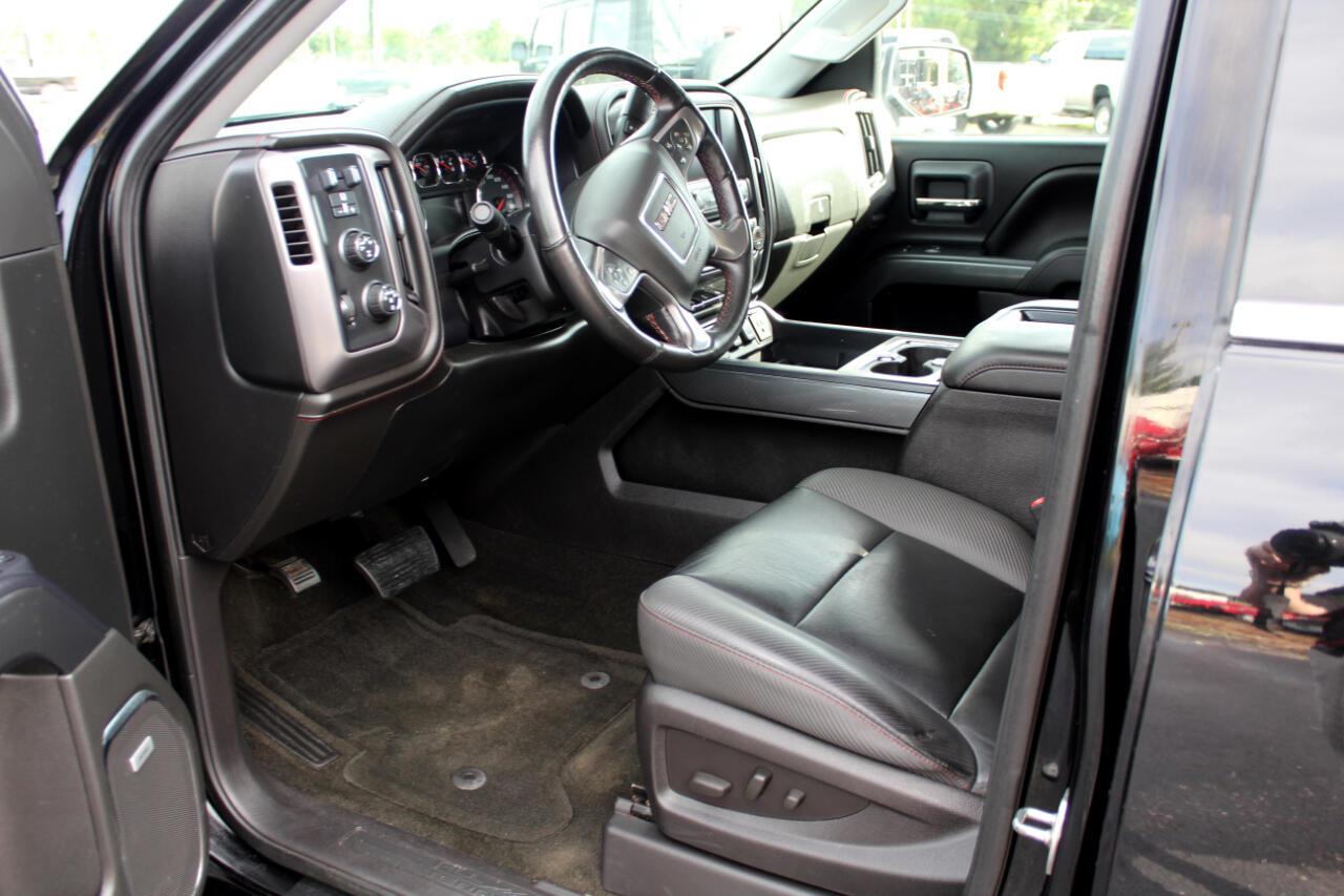 2015 GMC Sierra 1500 4WD Crew Cab 143.5