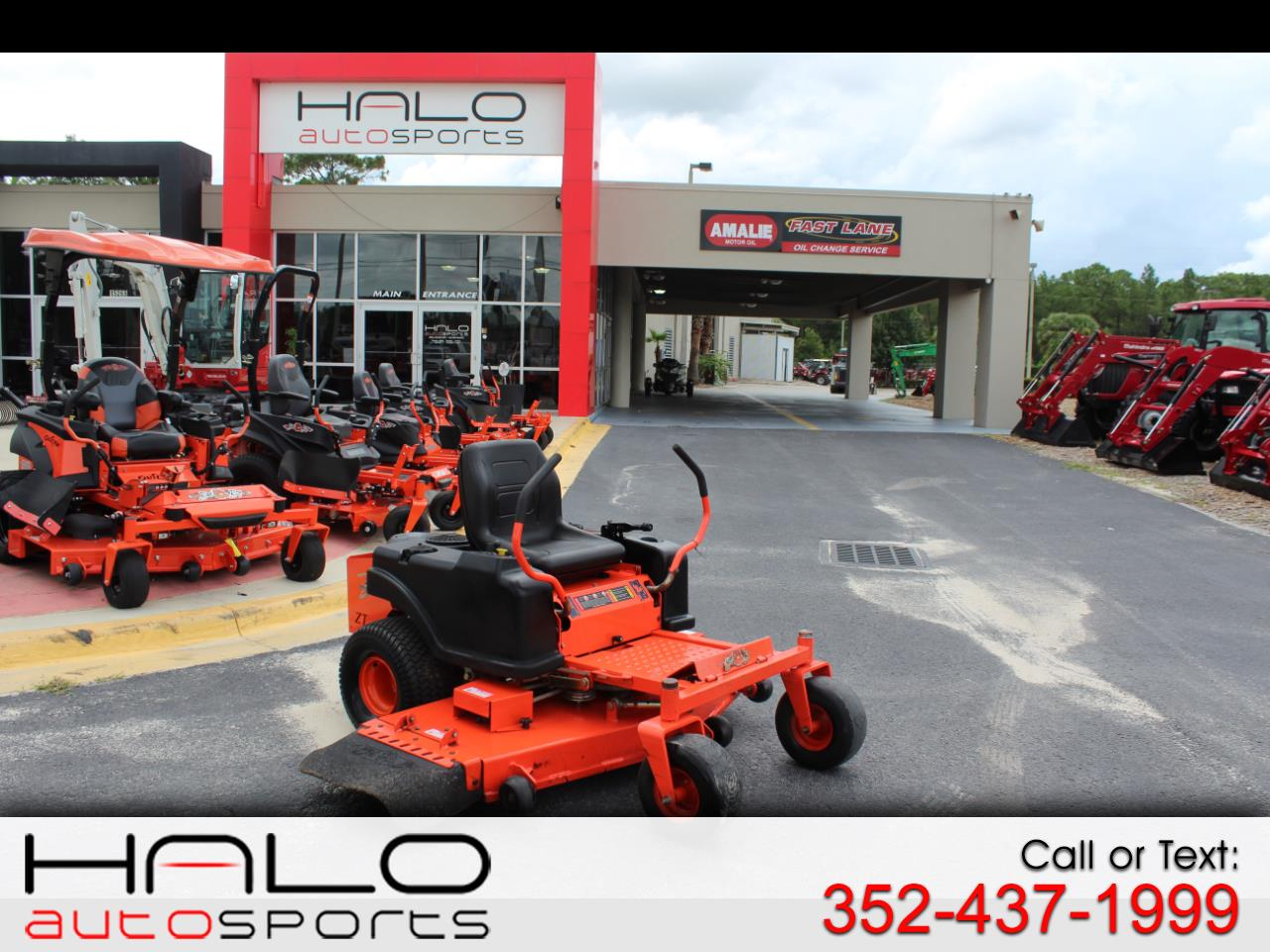 2010 Bad Boy Mowers BZT60KT745  ZT ELITE 60 BRIGGS
