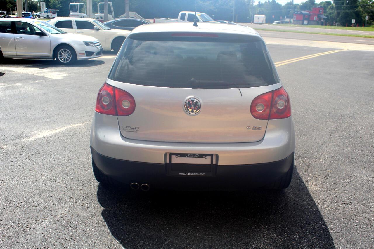 2009 Volkswagen Rabbit 2dr HB Man S