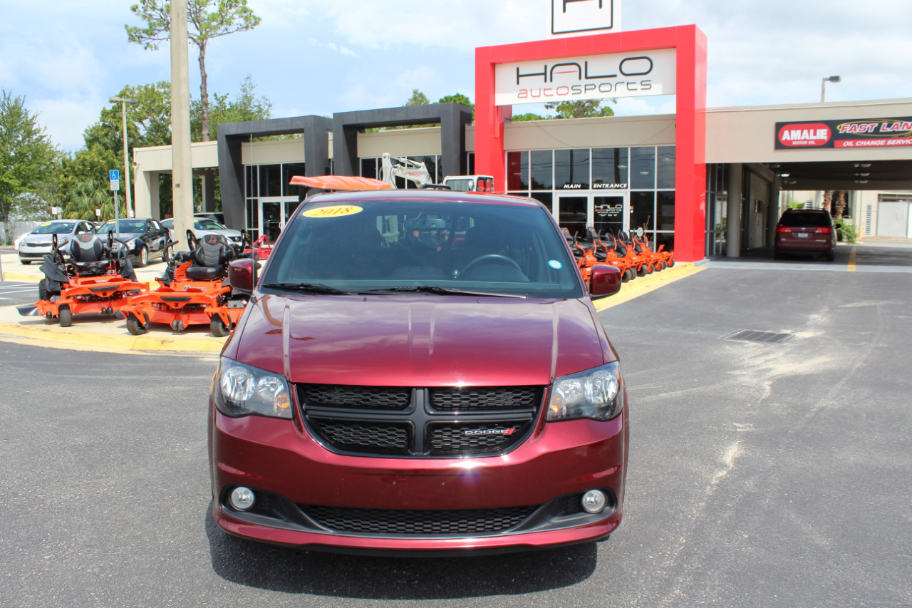 2018 Dodge Grand Caravan SE Plus Wagon
