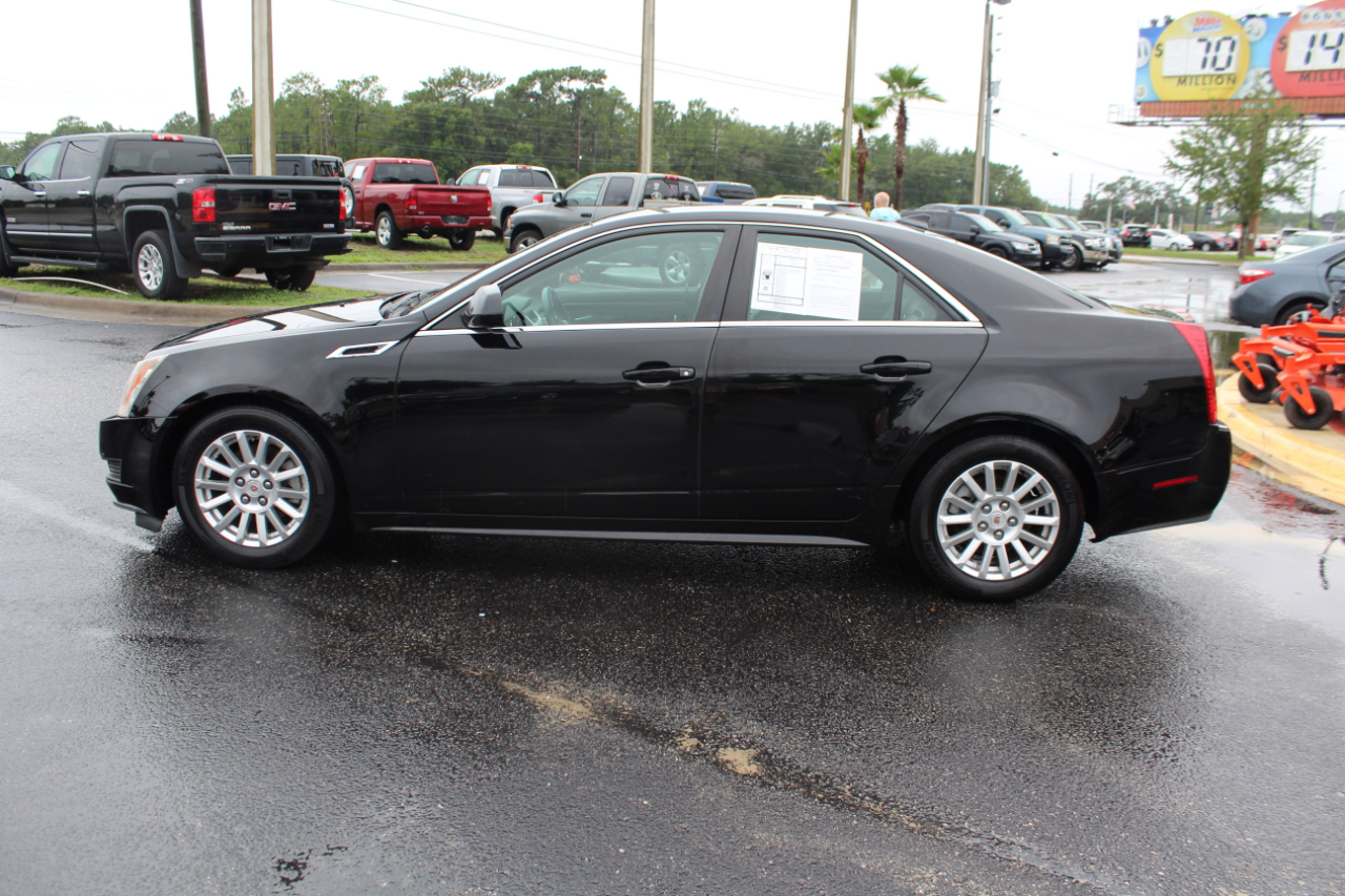 2013 Cadillac CTS Sedan 4dr Sdn 3.0L Luxury RWD
