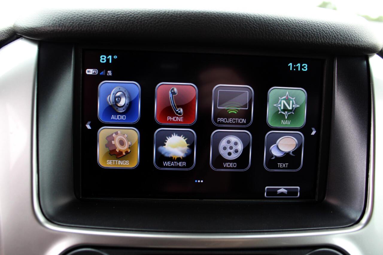 2018 Chevrolet Suburban 4WD 4dr 1500 LT