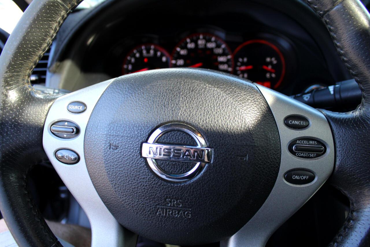 2008 Nissan Altima 2dr Cpe I4 CVT 2.5 S