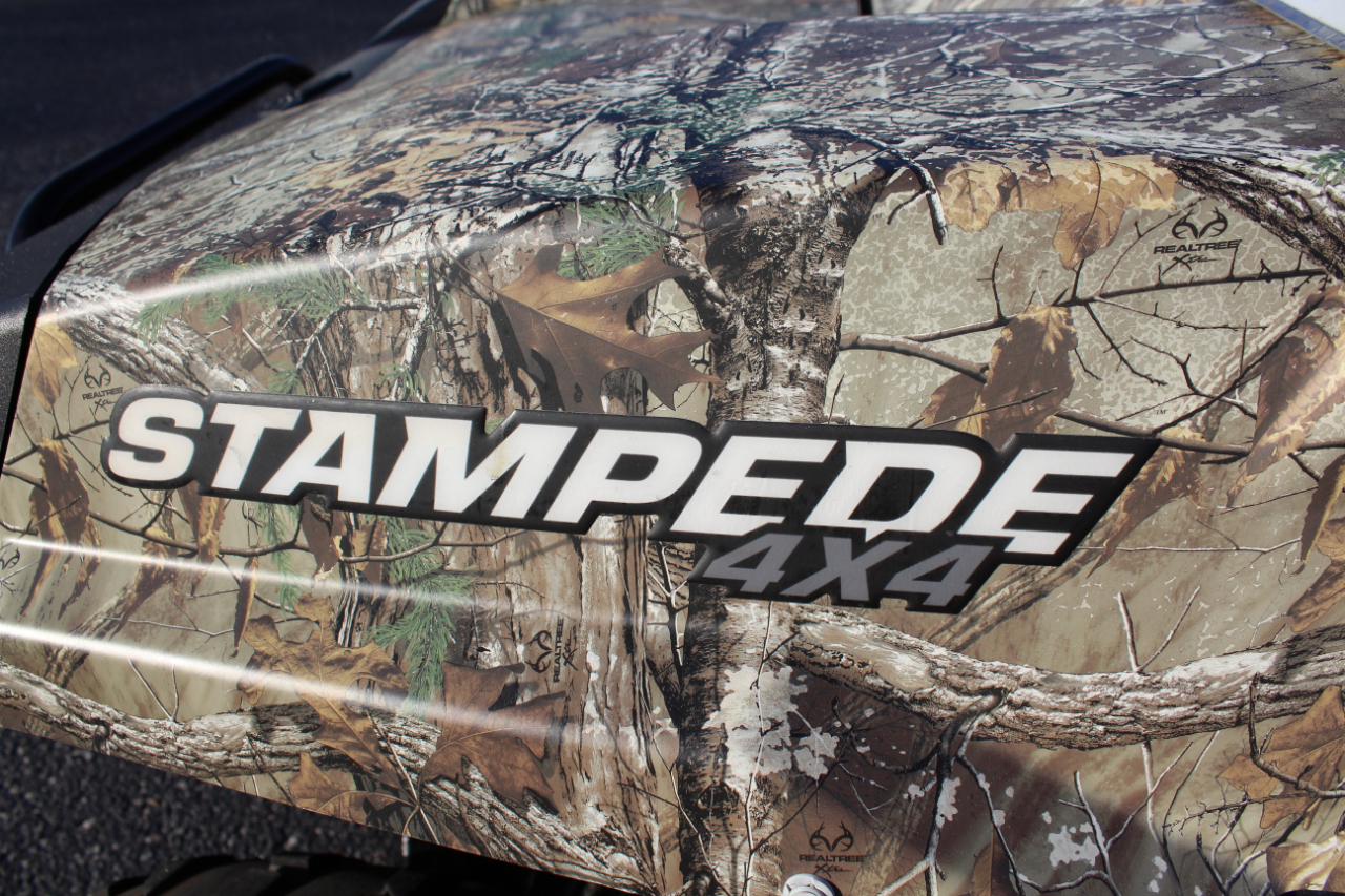 2017 Textron Off Road Stampede 900 EPS- ELECTRONIC POWER STEERING
