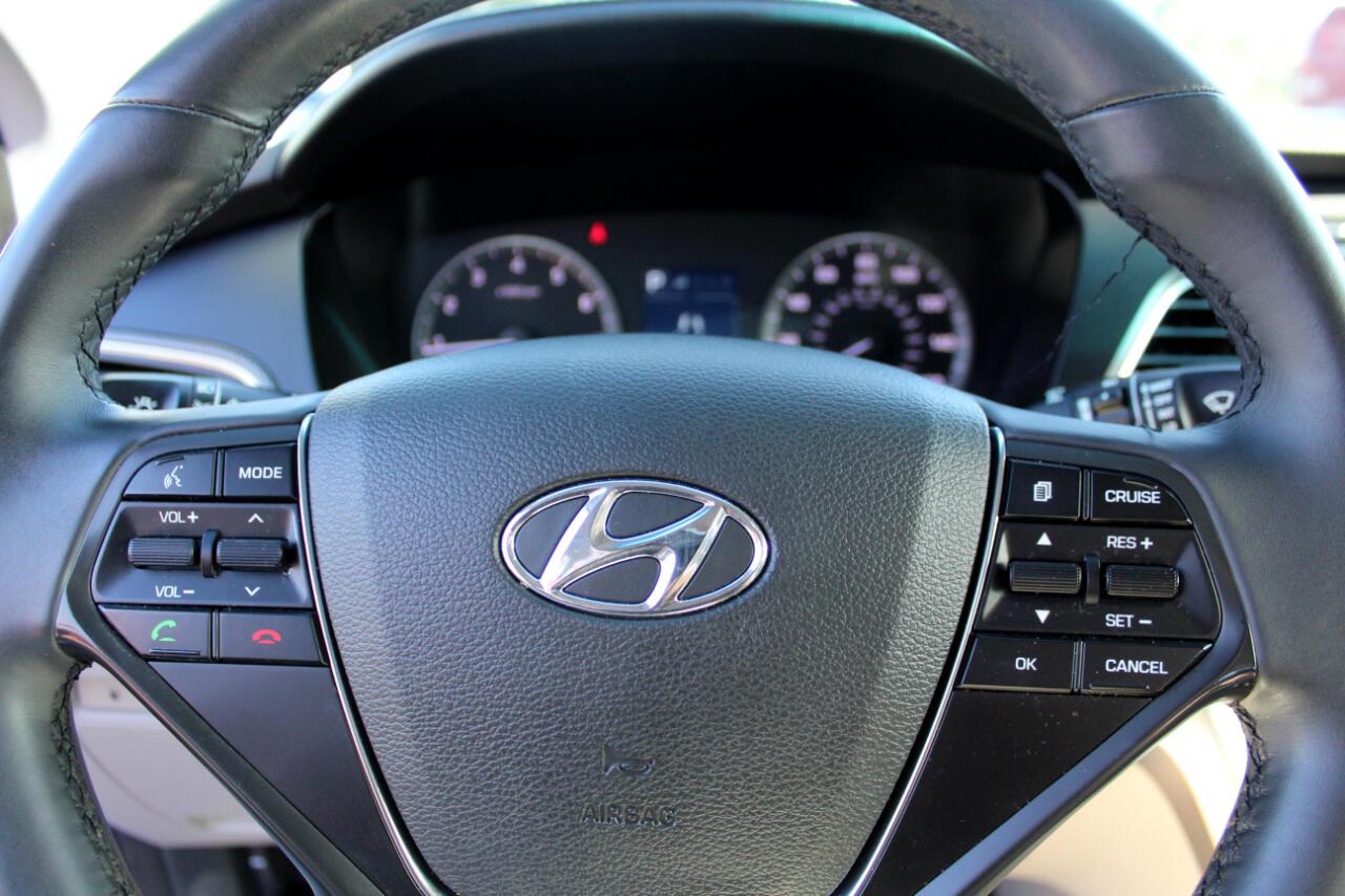 2017 Hyundai Sonata Sport 2.4L