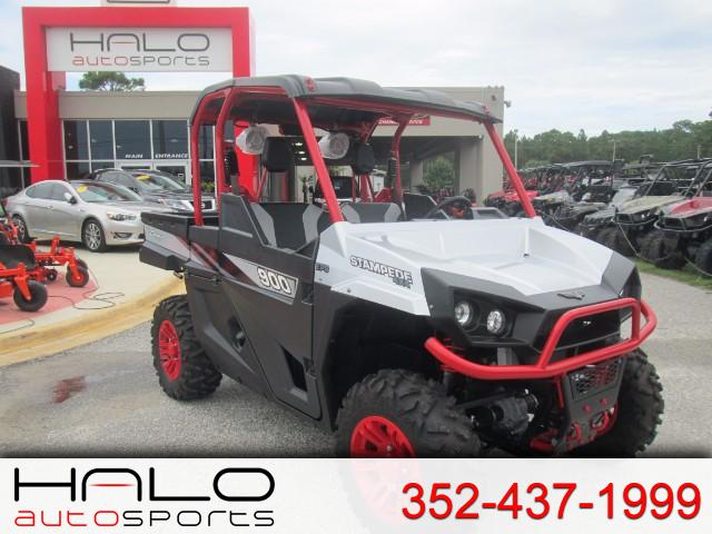 2017 Bad Boy Buggies Stampede 900 EPS+ 4X4 FINANCING FOR EVERYONE