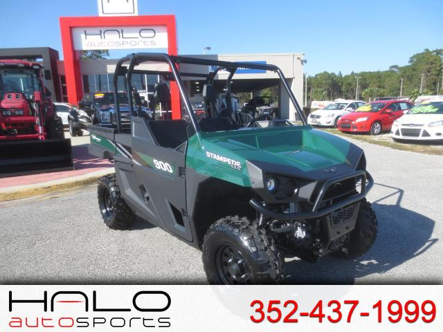 2017 Bad Boy Buggies Stampede 900 4x4 Financing Available