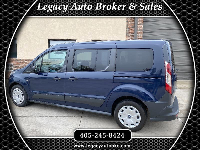 Ford Transit Connect Wagon XL w/Rear Liftgate LWB 2016