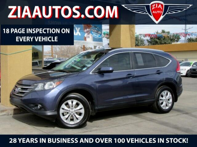 2012 Honda CR-V EX-L 2WD AT