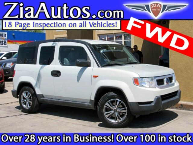 2009 Honda Element LX 2WD AT