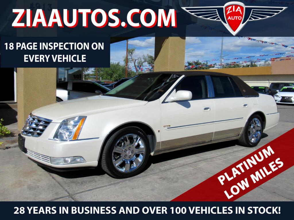 2008 Cadillac DTS 4dr Sdn w/1SE