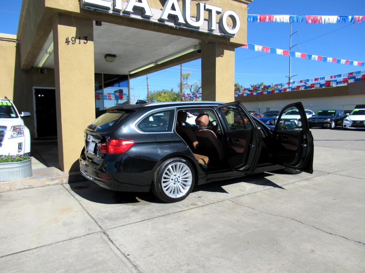 2014 BMW 3 Series 4dr Sports Wgn 328d xDrive AWD