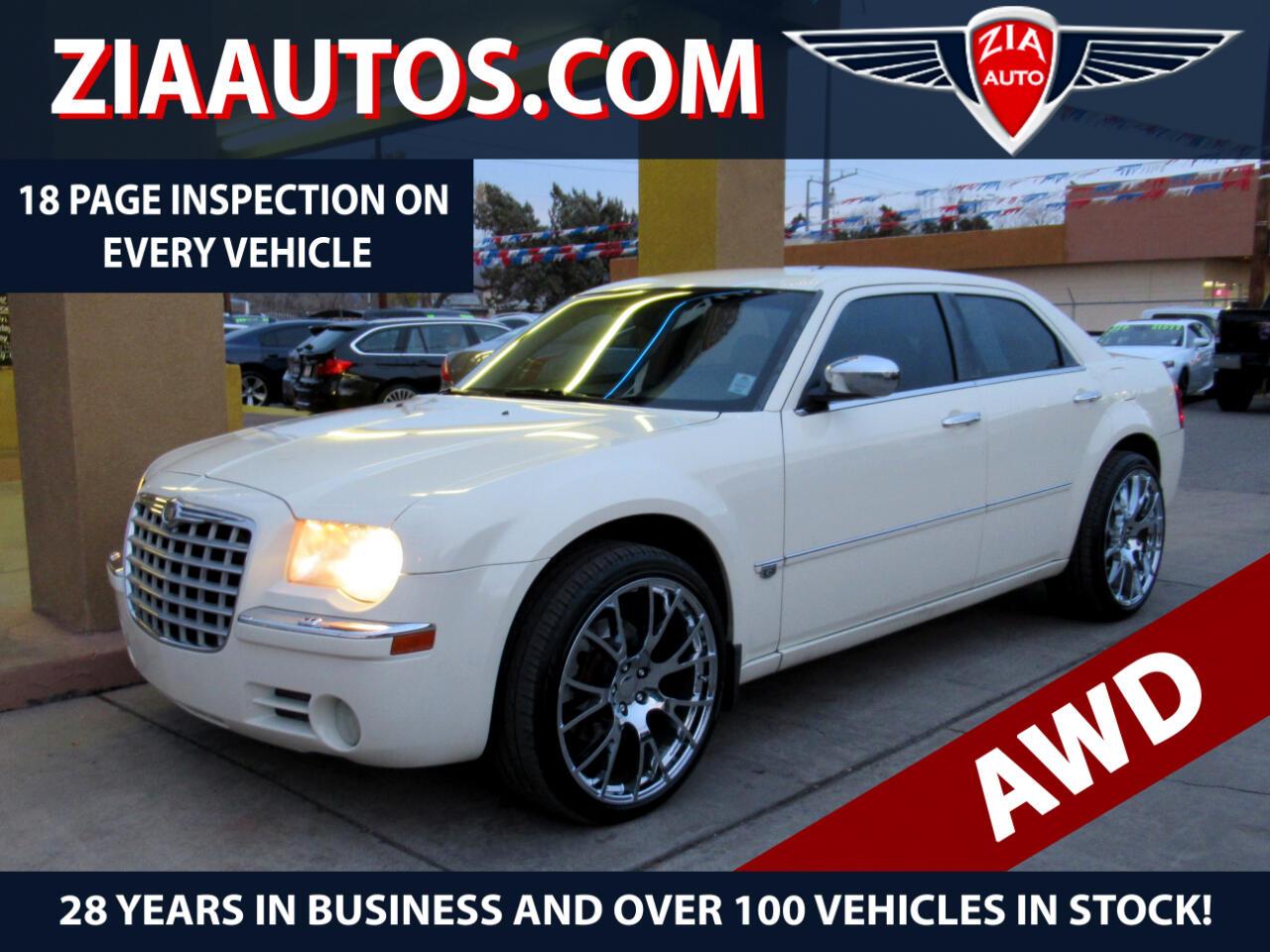 2005 Chrysler 300 4dr Sdn 300C AWD *Ltd Avail*