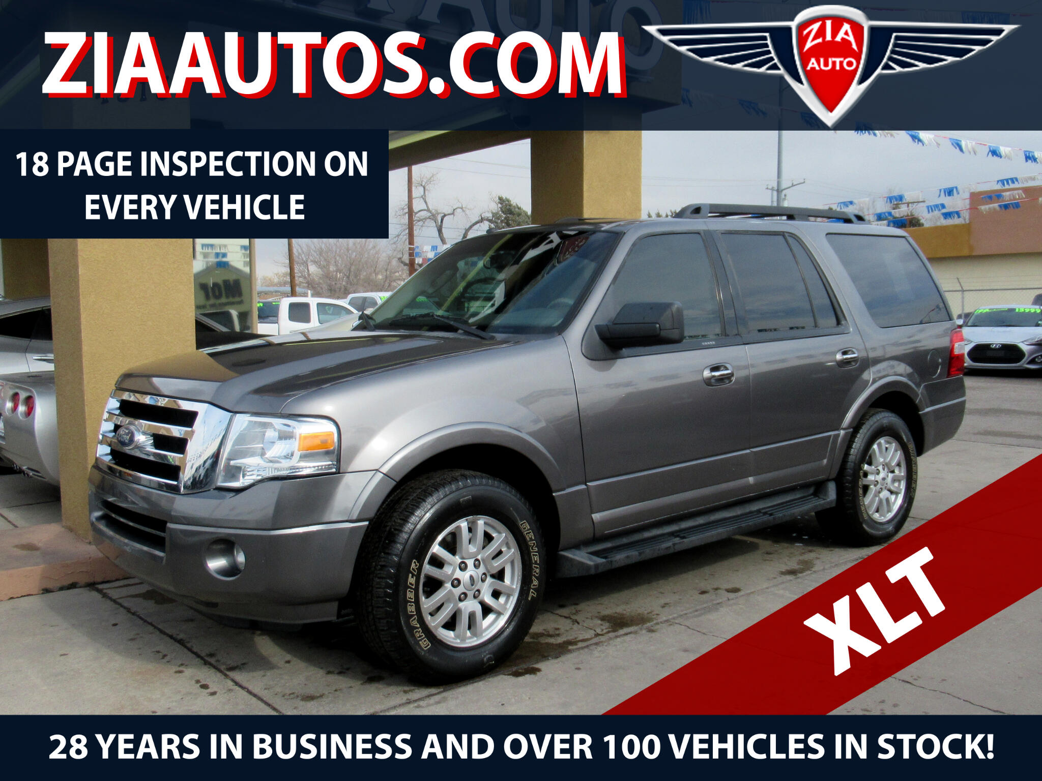 2012 Ford Expedition 2WD 4dr XLT
