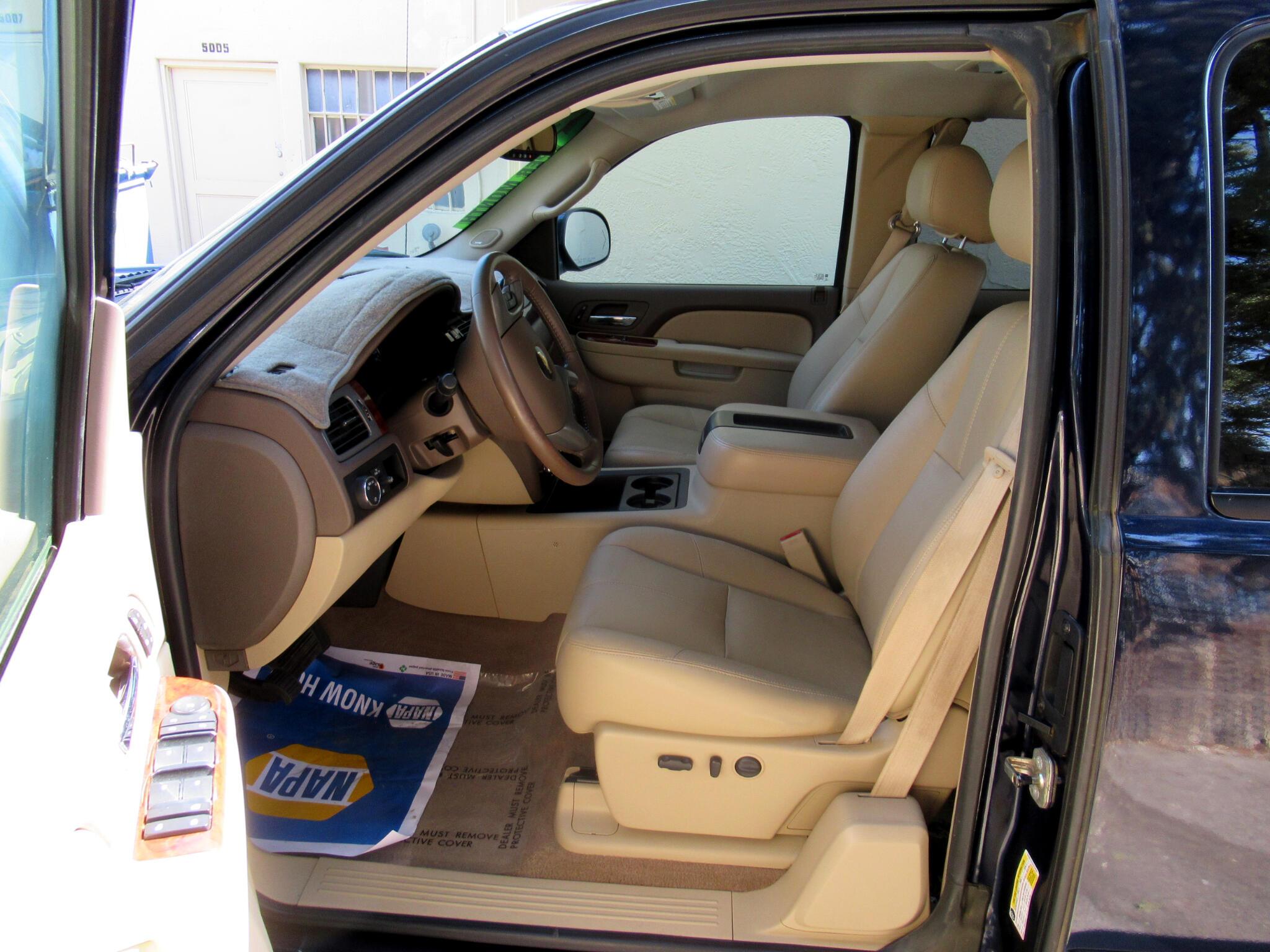 2011 Chevrolet Silverado 1500 LTZ Ext. Cab 2WD