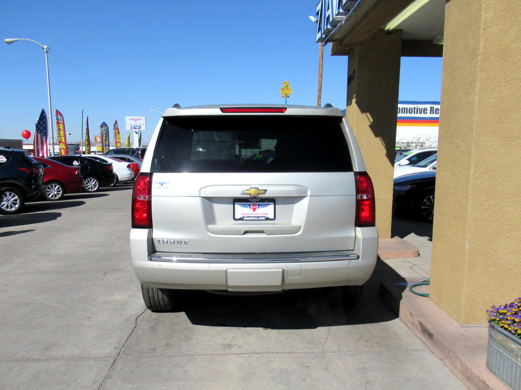 2015 Chevrolet Tahoe LTZ 2WD
