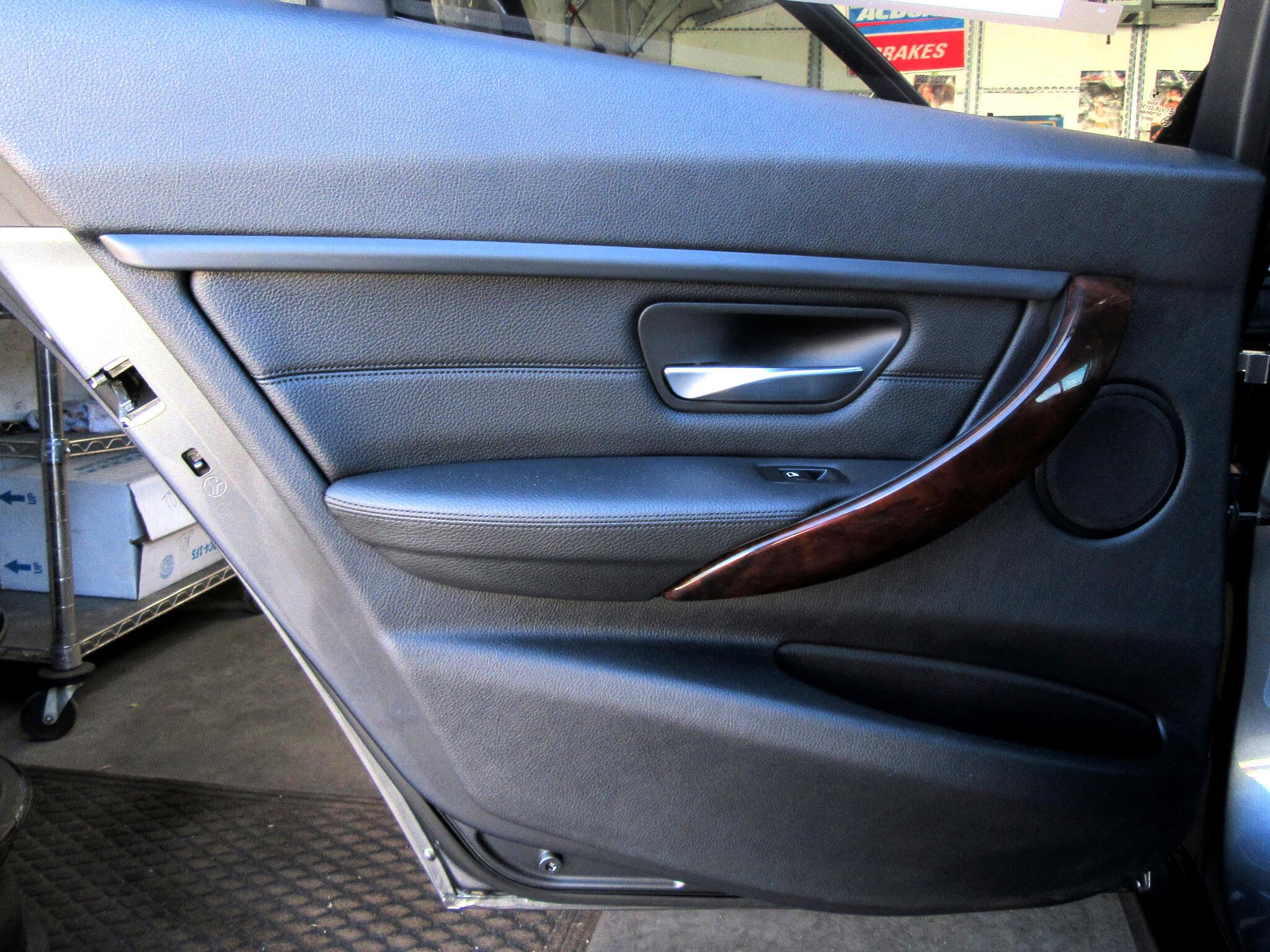 2014 BMW 3-Series 328D Sedan