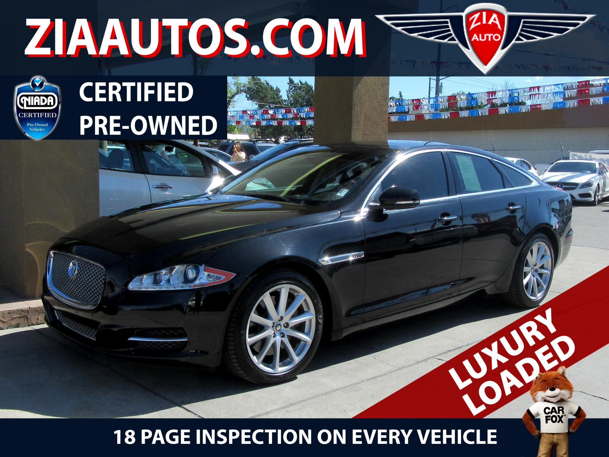 2013 Jaguar XJ-Series XJ
