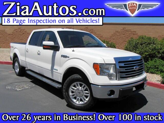 2013 Ford F-150 Lariat SuperCrew 6.5-ft Box 4WD