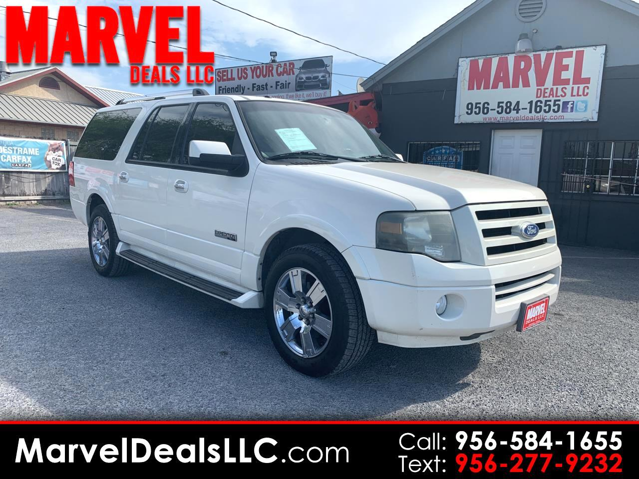 Ford Expedition EL Limited 2WD 2007