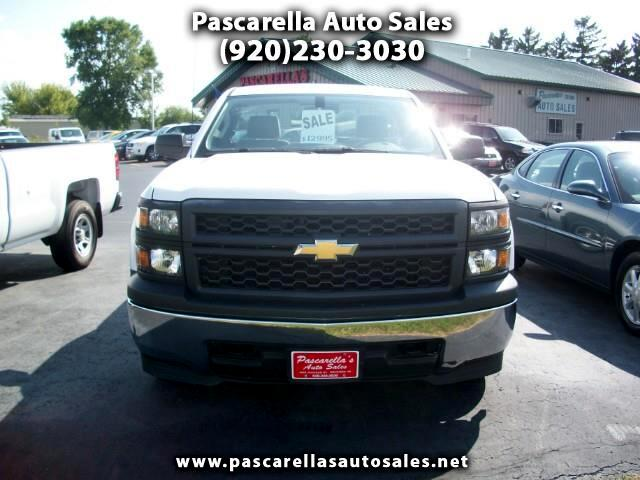 2014 Chevrolet Silverado 1500 Regular Cab Long Bed 2WD