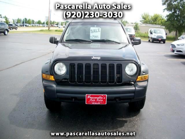 2005 Jeep Liberty Renegade 4WD